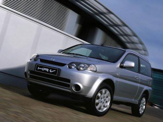 2001 HONDA HR-V 網上放售平均價 HKD$10,300