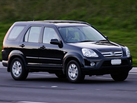 2004 HONDA CR-V Online Average Sale Price NTD$136,644