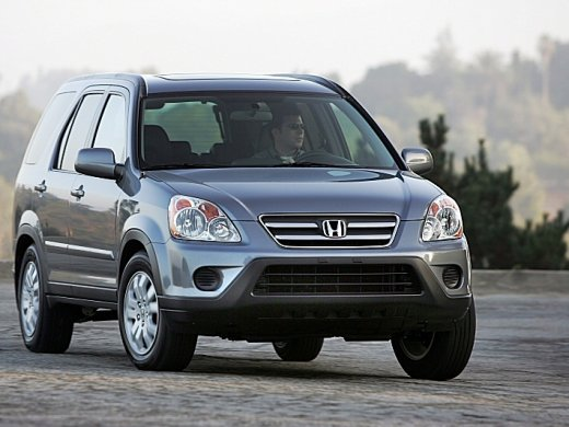 2006 HONDA CR-V Online Average Sale Price HKD$35,127