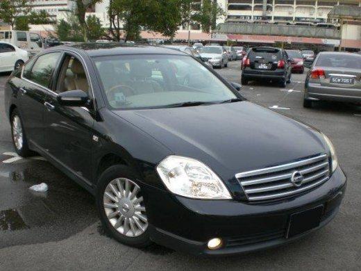 2005 NISSAN CEFIRO 230JM Online Average Sale Price HKD$18,913