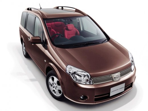 2007 NISSAN LAFESTA used car prices ※ HONG KONG