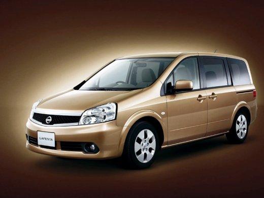 2008 NISSAN LAFESTA 網上放售平均價 HKD$26,800