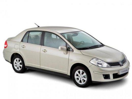 2010 NISSAN TIIDA Online Average Sale Price HKD$37,164