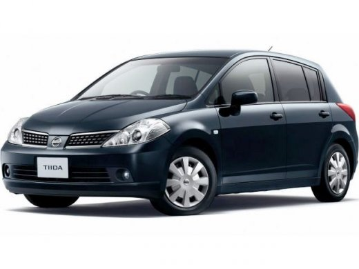 2008 NISSAN TIIDA HATCHBACK Online Average Sale Price HKD$25,221
