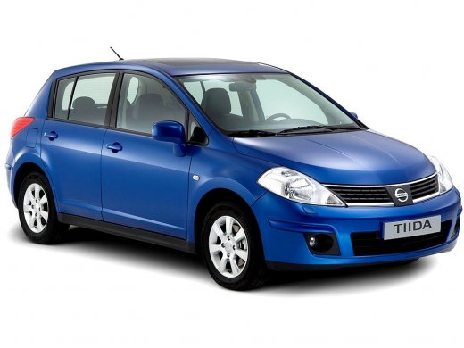 2009 NISSAN TIIDA HATCHBACK Online Average Sale Price HKD$30,508