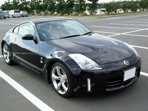 2006 NISSAN FAIRLADY 350Z Online Average Sale Price HKD$65,413