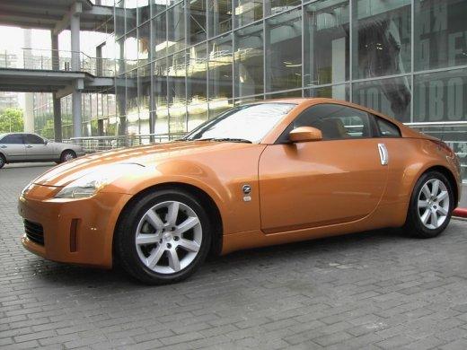 2003 NISSAN FAIRLADY 350Z 網上放售平均價 HKD$56,078