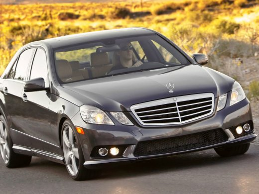 2009 MERCEDES-BENZ E350 Online Average Sale Price HKD$79,529