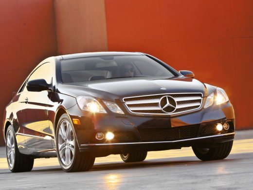 2009 MERCEDES-BENZ E350 COUPE Online Average Sale Price HKD$143,000