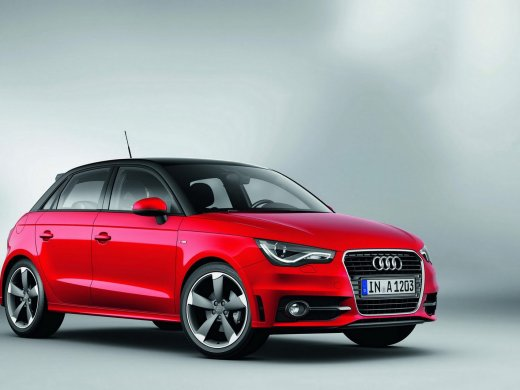 2013 AUDI A1 1.4T Online Average Sale Price NTD$443,077