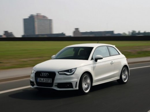 2011 AUDI A1 1.4T Online Average Sale Price HKD$70,347