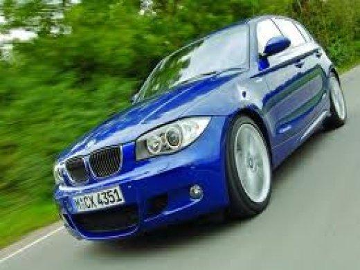 2011 BMW 116I 網上放售平均價 HKD$66,800