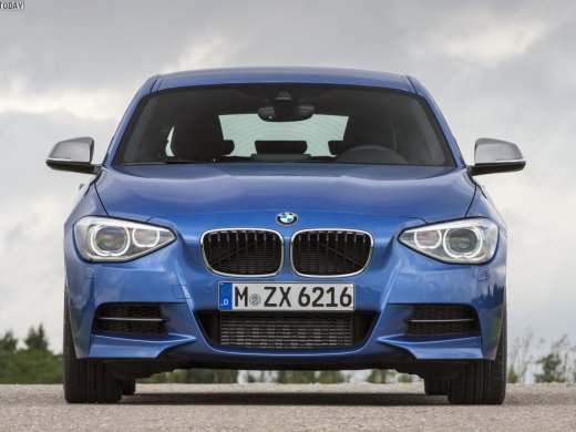 2013 BMW 135I Online Average Sale Price HKD$174,536