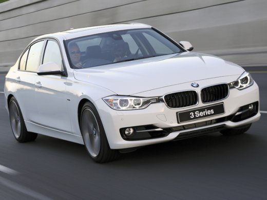 2013 BMW 316I SPORT Online Average Sale Price HKD$154,747