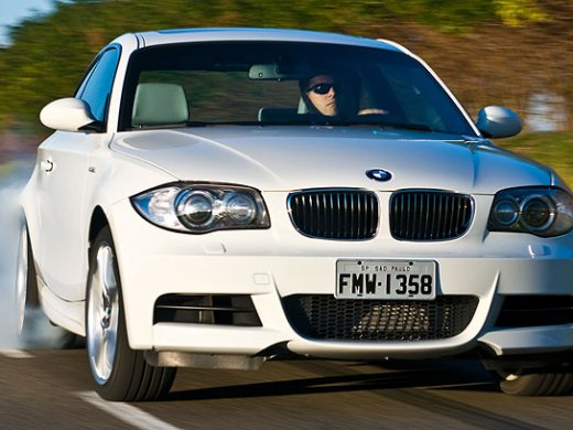 2008 BMW 135I Online Average Sale Price HKD$116,346