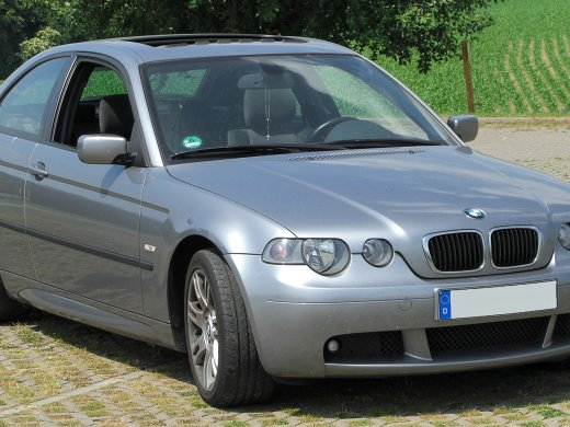 2002 BMW 316TI Online Average Sale Price HKD$17,567