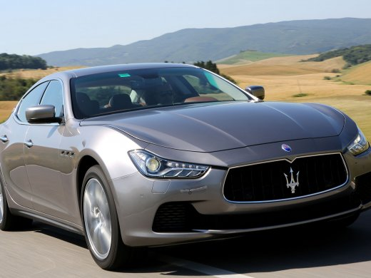2015 MASERATI GHIBLI S Online Average Sale Price HKD$575,500