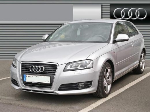 2010 AUDI A3 1.8T Online Average Sale Price HKD$46,250