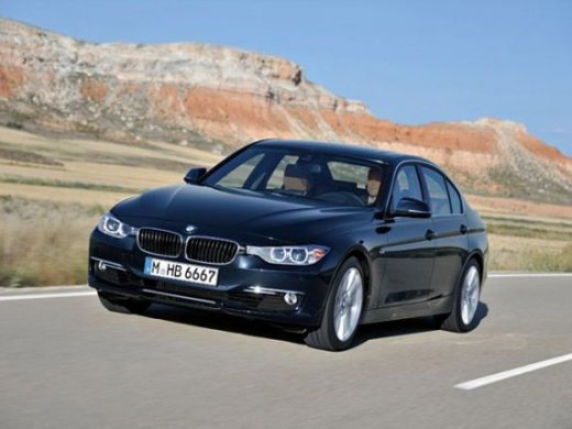 2014 BMW 316I Online Average Sale Price HKD$129,990