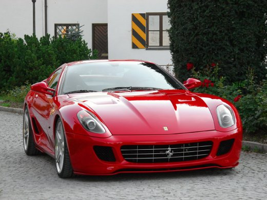 2008 FERRARI 599 網上放售平均價 HKD$1,744,000