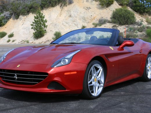 2011 FERRARI CALIFORNIA Online Average Sale Price HKD$1,015,389