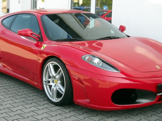 2005 FERRARI F430 used car prices ※ HONG KONG