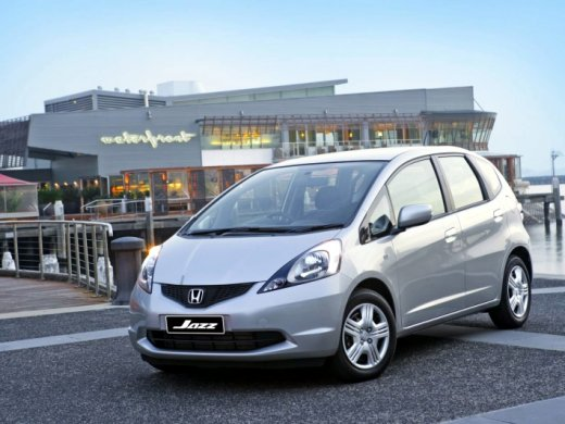 2009 HONDA JAZZ Online Average Sale Price HKD$43,982