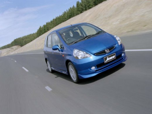 2005 HONDA JAZZ Online Average Sale Price HKD$31,333