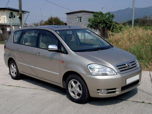 2003 TOYOTA PICNIC 網上放售平均價 HKD$14,147