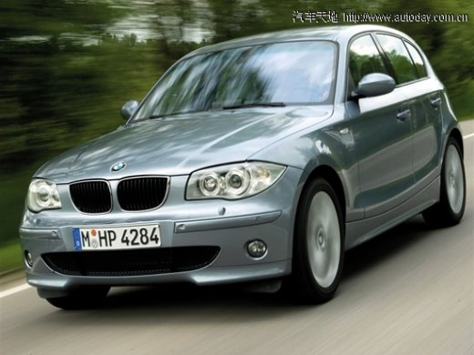 2005 BMW 120I Online Average Sale Price HKD$32,255