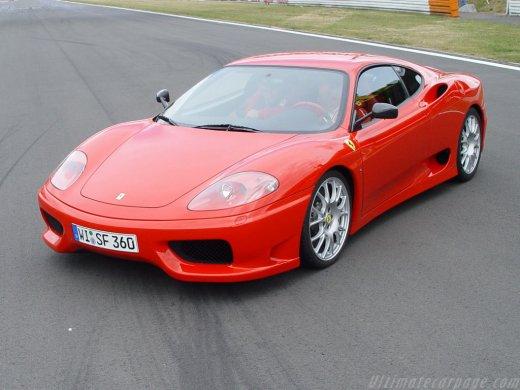 2000 FERRARI F360 Online Average Sale Price HKD$478,333