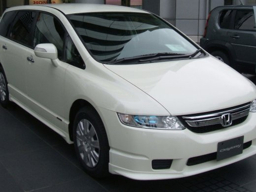 2007 HONDA ODYSSEY ABSOLUTE Online Average Sale Price HKD$47,369