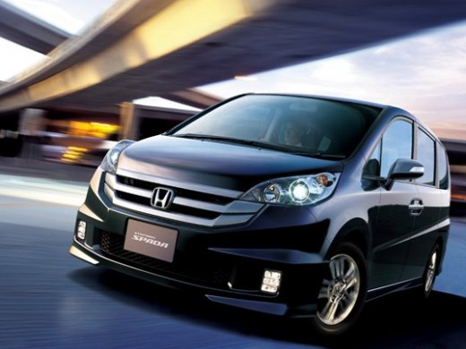 2008 HONDA STEPWGN 2.0 Online Average Sale Price HKD$46,723