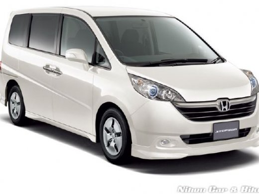 2006 HONDA STEPWGN 2.0 Online Average Sale Price HKD$30,833