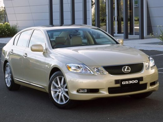 2007 LEXUS GS300 Online Average Sale Price HKD$56,035