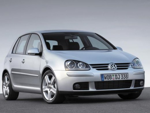 2005 VOLKSWAGEN GOLF FSI 2.0 Online Average Sale Price NTD$164,857