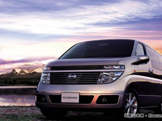2007 NISSAN ELGRAND 3.5 Online Average Sale Price HKD$21,422