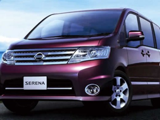 2009 NISSAN SERENA 2.0 Online Average Sale Price HKD$56,400