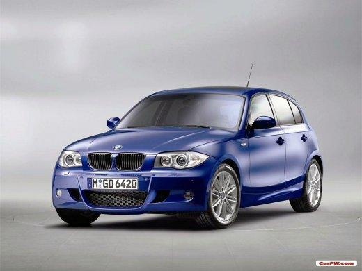 2007 BMW 130I Online Average Sale Price HKD$46,833