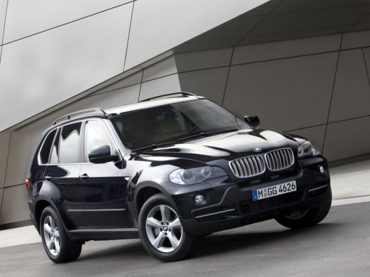 2007 BMW X5 4.8 Online Average Sale Price HKD$323,350