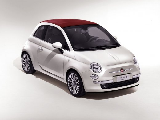 2011 FIAT 500 1.4 Online Average Sale Price HKD$49,000