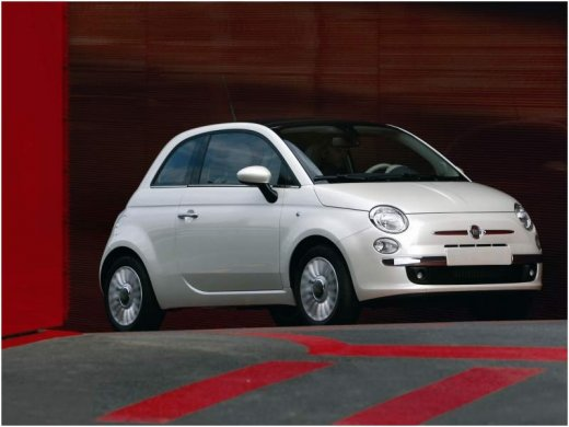 2009 FIAT 500 1.4 Online Average Sale Price HKD$24,833