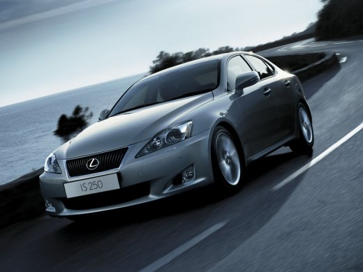 2007 LEXUS IS250 Online Average Sale Price HKD$62,283