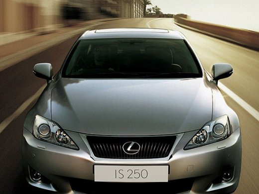 2006 LEXUS IS250 Online Average Sale Price NTD$531,333