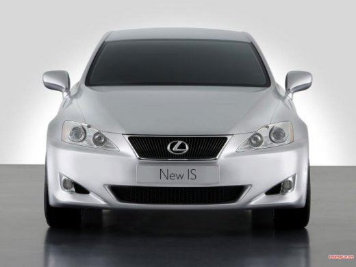 2007 LEXUS IS250 Online Average Sale Price NTD$561,333
