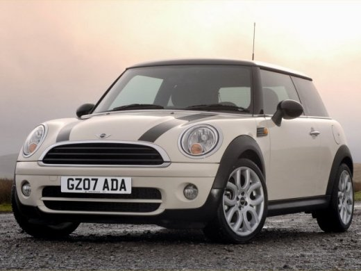 2007 MINI MINI COOPER Online Average Sale Price HKD$35,531