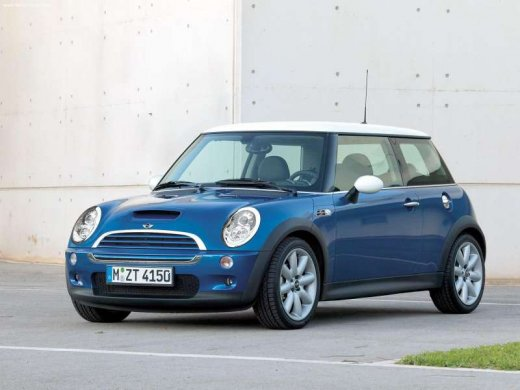 2007 MINI MINI COOPER S Online Average Sale Price NTD$333,714