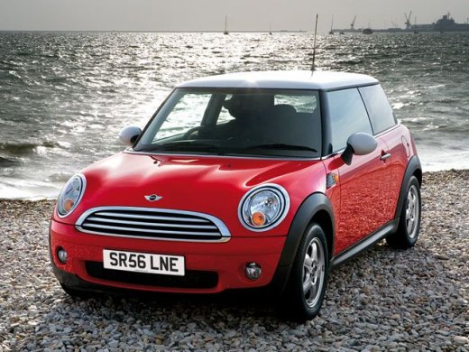 2010 MINI MINI COOPER Online Average Sale Price NTD$369,500
