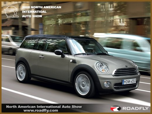 2007 MINI MINI COOPER CLUBMAN Online Average Sale Price HKD$53,133