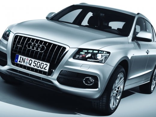 2010 AUDI Q5 2.0T QUATTRO Online Average Sale Price HKD$88,435